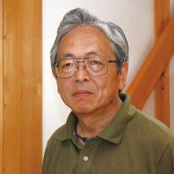 「木綿(ゆふ)な暮らし」著者、上村数洋さん