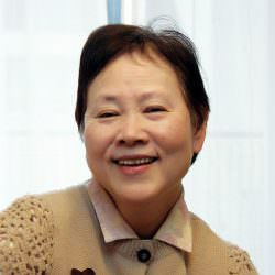 「生きるチカラ」の著者、四宮紗代さん