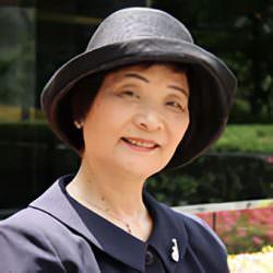 「G線上のしあわせ」の著者、村岡悦子さん