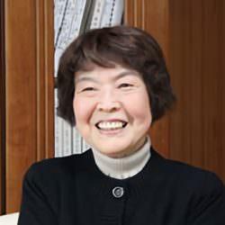 「私が来た道」の著者、富岡陽子さん