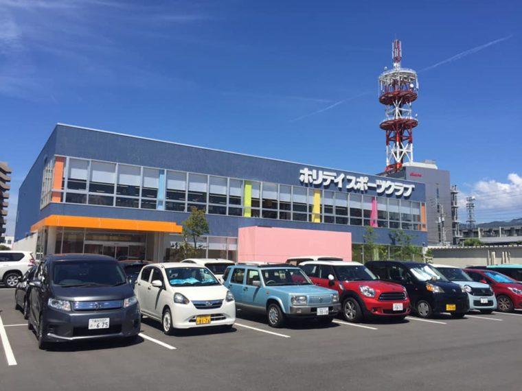 ホリデイスポーツクラブ高知店_昼